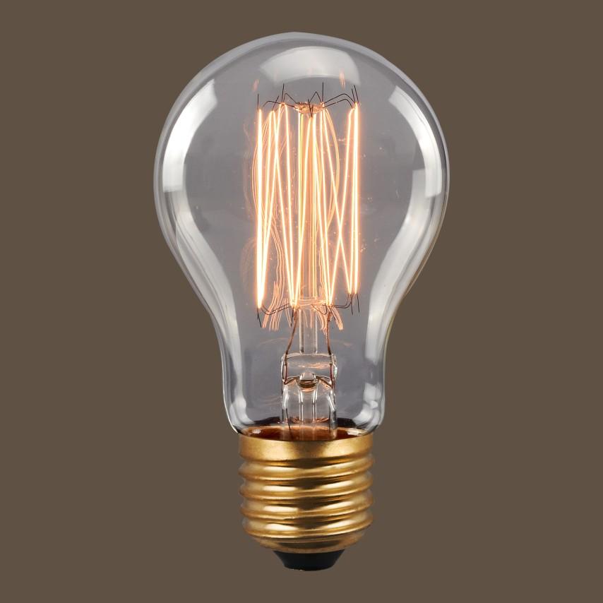 Edison vintage light bulb edison lamps vintage lamps vintage a19 15supports mozeypictures Images